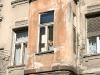 Balcon pe bulevardul Vasile Milea
