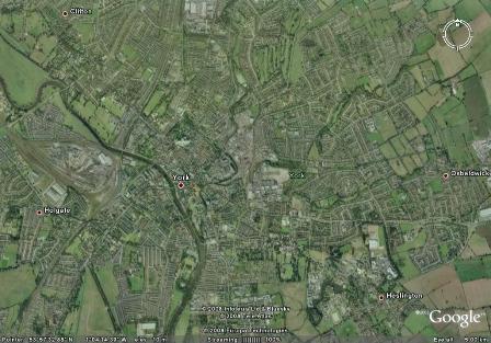 York, Marea Britanie - 191.000 locuitori
