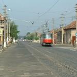 Strada Kogalniceanu inainte de reabilitare
